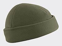 Шапка тактическая флисовая Helikon-Tex® Watch Cap - Олива, фото 1