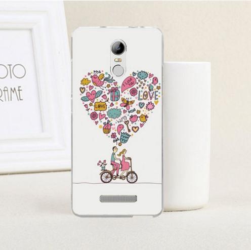 Силіконовий чохол накладка для Xiaomi Redmi Note 3 з картинкою Love
