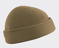Шапка тактическая флисовая Helikon-Tex® Watch Cap - Койот