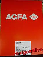 Рентген пленка AGFA 30х40синяя/зеленая Актуальная Ц е н а !