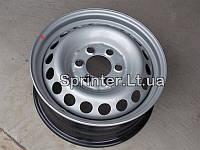 Диск колесный MB Sprinter 208-319/Crafter 30-35, 06- (6,50Jx16 H2 ET62)