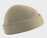 Шапка тактическая флисовая Helikon-Tex® Watch Cap - Хаки