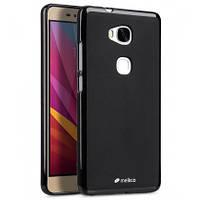 TPU чехол Melkco для Huawei Honor 5X чёрный