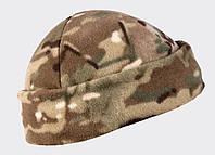 Шапка тактическая флисовая Helikon-Tex® Watch Cap - Мультикам