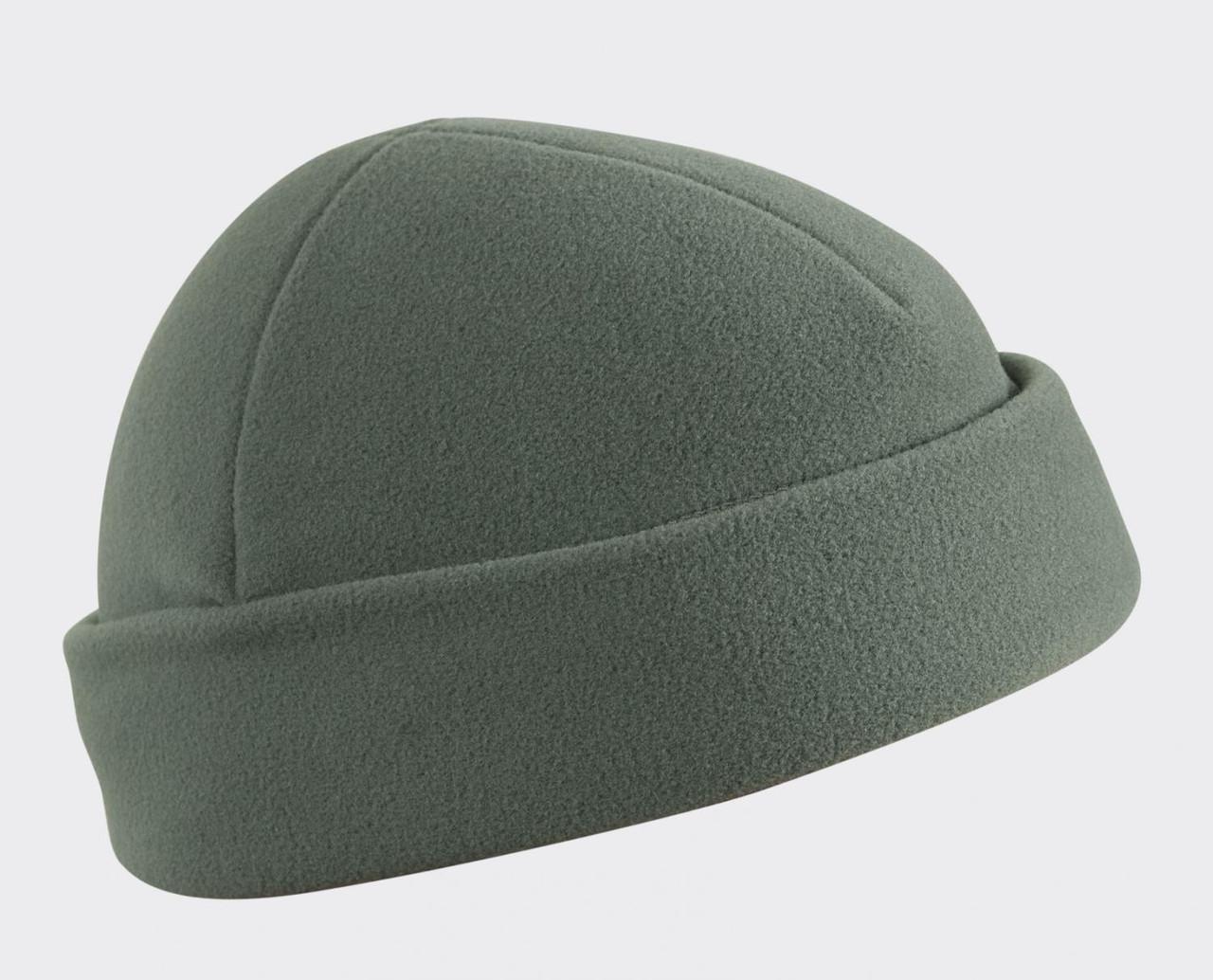 Шапка тактическая флисовая Helikon-Tex® Watch Cap - Foliage Green