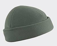 Шапка тактическая флисовая Helikon-Tex® Watch Cap - Foliage Green, фото 1