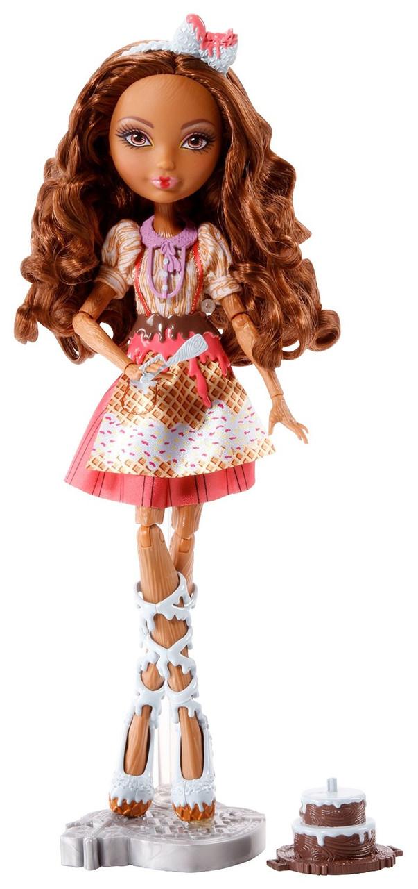 Mattel Ever After High Кукла Сидар Вуд - серия Покрытые сахаром