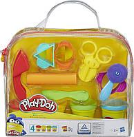 """Плей-Дох игровой набор пластилина """"Базовый"""" Hasbro"""