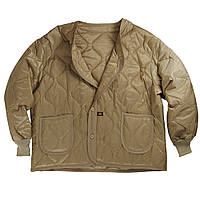 Подстежка-утеплитель для куртки М-65 (хаки), фото 1