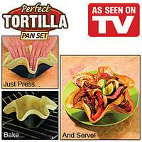 Набор для выпечки Perfect Tortilla Pan Set (Набор для)