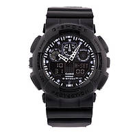 Копия Casio G-Shock GA-100-1A1ER Matte Black копия