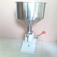 Дозатор пасты ручной 0-60 мл