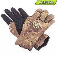 Камуфляжные рукавицы Marlin Ultrastretch Oliva
