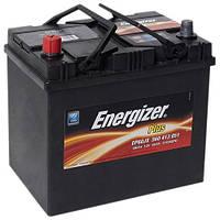 Аккумулятор Energizer Plus 60Ah-12v (232x173x225) левый +