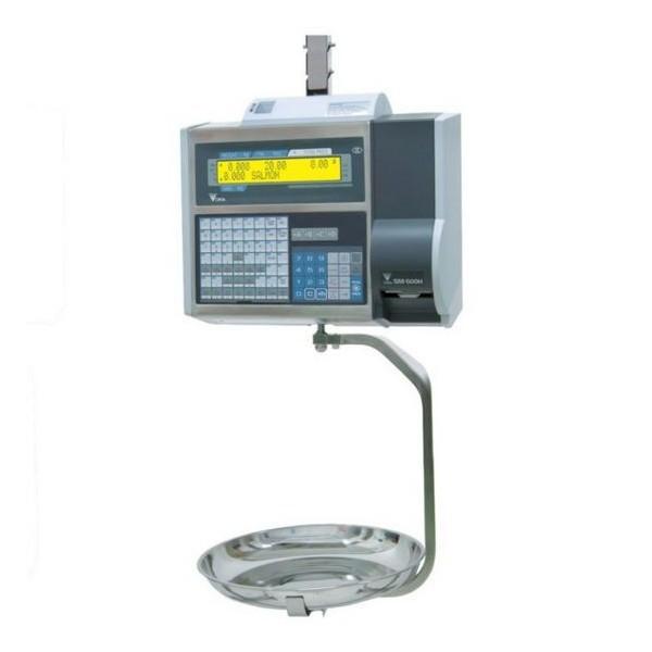 Весы торговые DIGI SM-500 MK4 H 15 кг с печатью