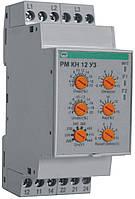 Реле модульное контроля напряжения РМ КН 12