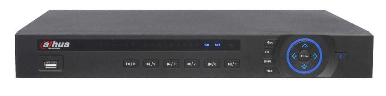 Видеорегистратор 8-ми канальный Dahua DH-DVR5208A