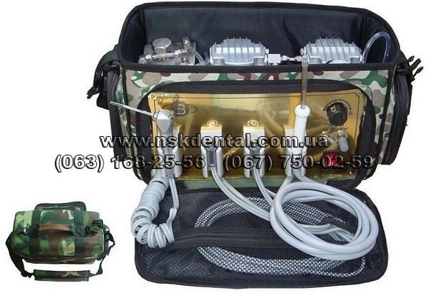 Стоматологическая установка портативная, переносная стоматологическая установка, P 22