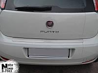 Накладка на бампер Fiat PUNTO II 2010- / Фиат Пунто