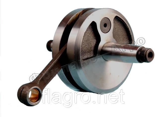 Коленчатый вал (коленвал) ПД-10, П-350, фото 2