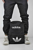 Рюкзак три полоски Adidas, Адидас корона, ф1141