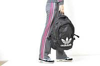 Рюкзак черный, спортивный Adidas, Адидас, ф1143