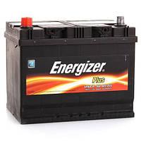 Аккумулятор Energizer Plus 68Ah-12v (261x175x220) левый +