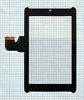 Тачскрин сенсорное стекло для Asus FonePad 7 Me372CG black