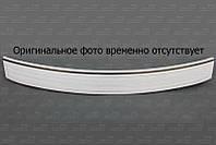 Накладка на бампер Subaru FORESTER IV 2013 / Субару Форестер