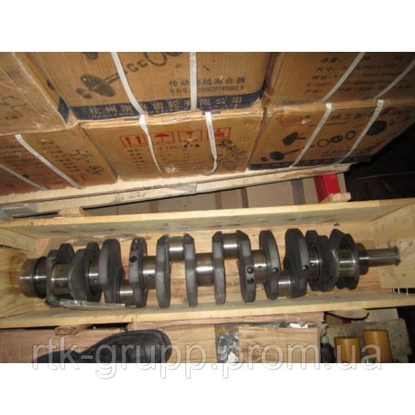 Коленвал ( вал коленчатый ) на двигатель YC6108 630-1005020E