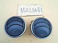Дефлектор отопителя салона, левый и правый для Mazda 6, 2.0i, 2004 г.в. GJ6A6493002