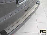 Накладка на бампер Volkswagen TRANSPORTER T5 2003- / Фольксваген Транспортер Т5