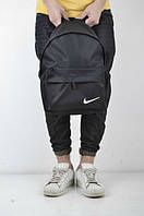 Рюкзак спортивный, черный Nike, Найк, ф1311