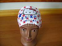 Детская повязка-косынка на голову  для девочки Hello Kitty, Sun City