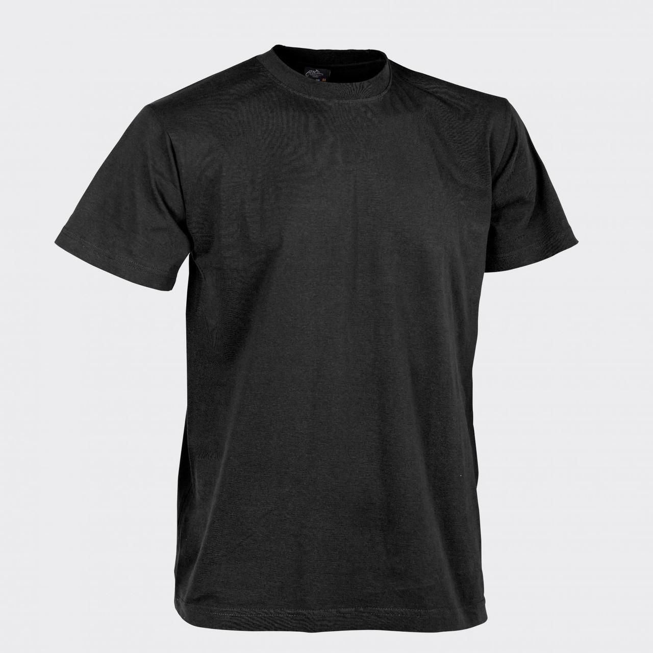 Футболка Helikon-Tex® T-Shirt - Черная