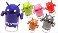 Колонка портативная Android Robot
