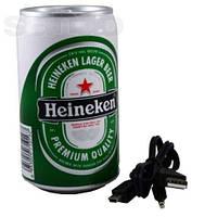"""Портативная аудио-колонка """"Heineken"""""""