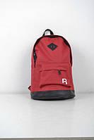 Рюкзак спортивный, качественный, красный Reebok, Рибок, ф1482
