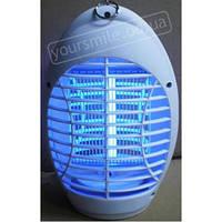 Уничтожитель ловушка для насекомых и комаров ультрафиолетовый 3w 220v