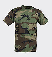 Футболка Helikon-Tex® T-Shirt - US Woodland