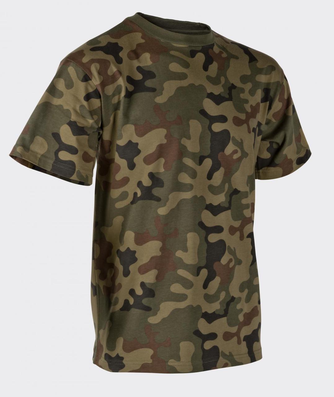Футболка Helikon-Tex® T-Shirt - PL Woodland