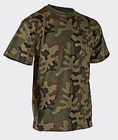 Футболка Helikon-Tex® T-Shirt - PL Woodland, фото 1
