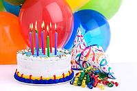 Необычные свечи для торта способны удивить каждого!