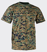 Футболка Helikon-Tex® T-Shirt - USMC Digital Woodland