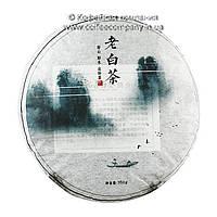 Чай Пуэр белый Выдержанный 2010 года прессованный 350г