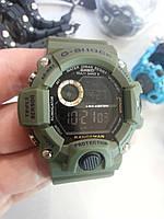 Копии часов Casio G-Shock GW-9400-3ER Хаки