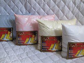 Подушка тик 70*70 (2920) TM KRISPOL , фото 3