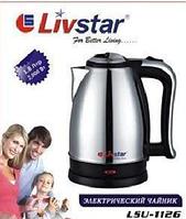 Электрочайник Livstar LSU-1126, 1,8 л