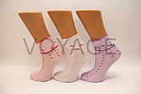 Детские хлопковые  носки в сеточку Стиль люкс 22-24, фото 1