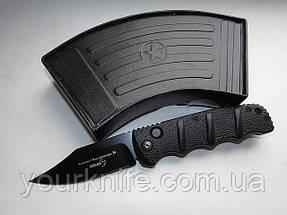 Нож Boker Kalashnikov Bowie Black